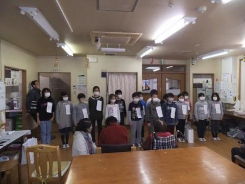 小ヶ倉小学校4年生との交流学習...